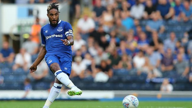 Ashley Williams has captained the Toffees before in the absence of Phil Jagielka.