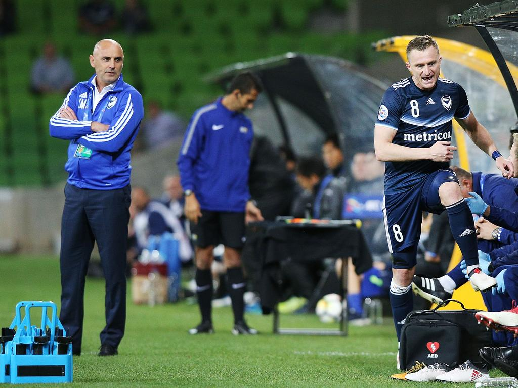 Melbourne Victory v Kawasaki Frontale - AFC Champions League
