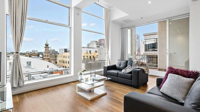 Prime One Bedder To Soak Up Melbourne Culture For Sale In Cavendish House