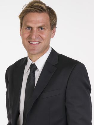 Kane Cornes -  <i>Advertiser</i> columnist and former Port Adelaide star. Picture: Nick Clayton