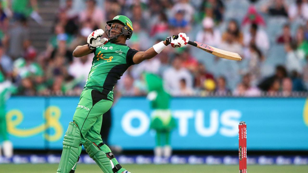 Dwayne Bravo of the Stars — can he finish the season with a swing as a SuperCoach skipper?