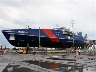 Ship builder Austal cuts 300 jobs in WA