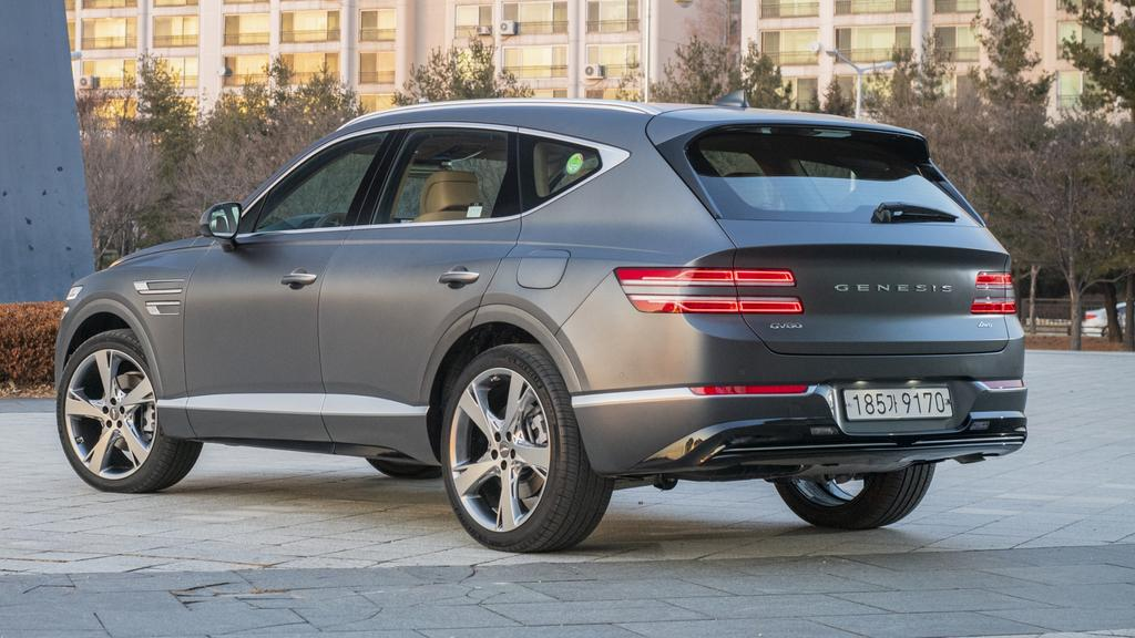 06fe452562cc2f68fd1ed99e7e5b3075?width=1024 - New Genesis GV80 SUV review: The important $100,000 question