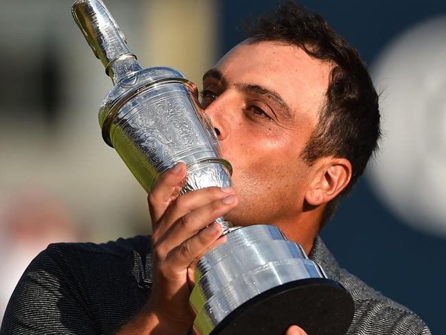 british open 2018 results  francesco molinari wins  tiger