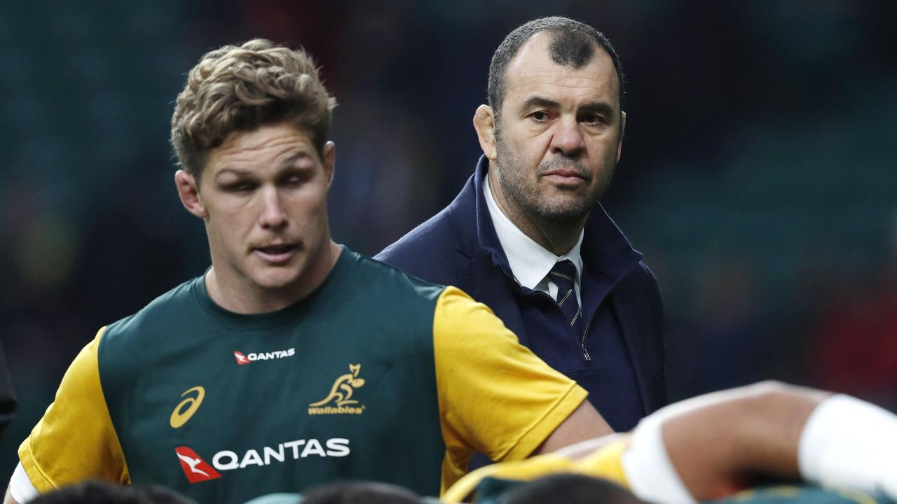 The Wallabies lack of speed is evident in their Rugby World Cup squad.