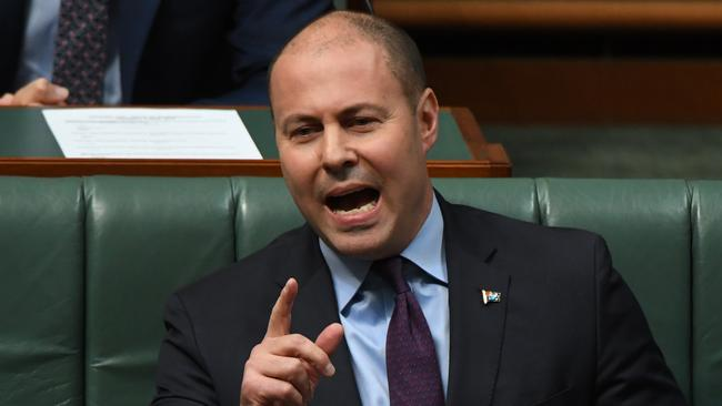 Josh Frydenberg's first Budget this month may have been his last. Picture: AAP/Sam Mooy)