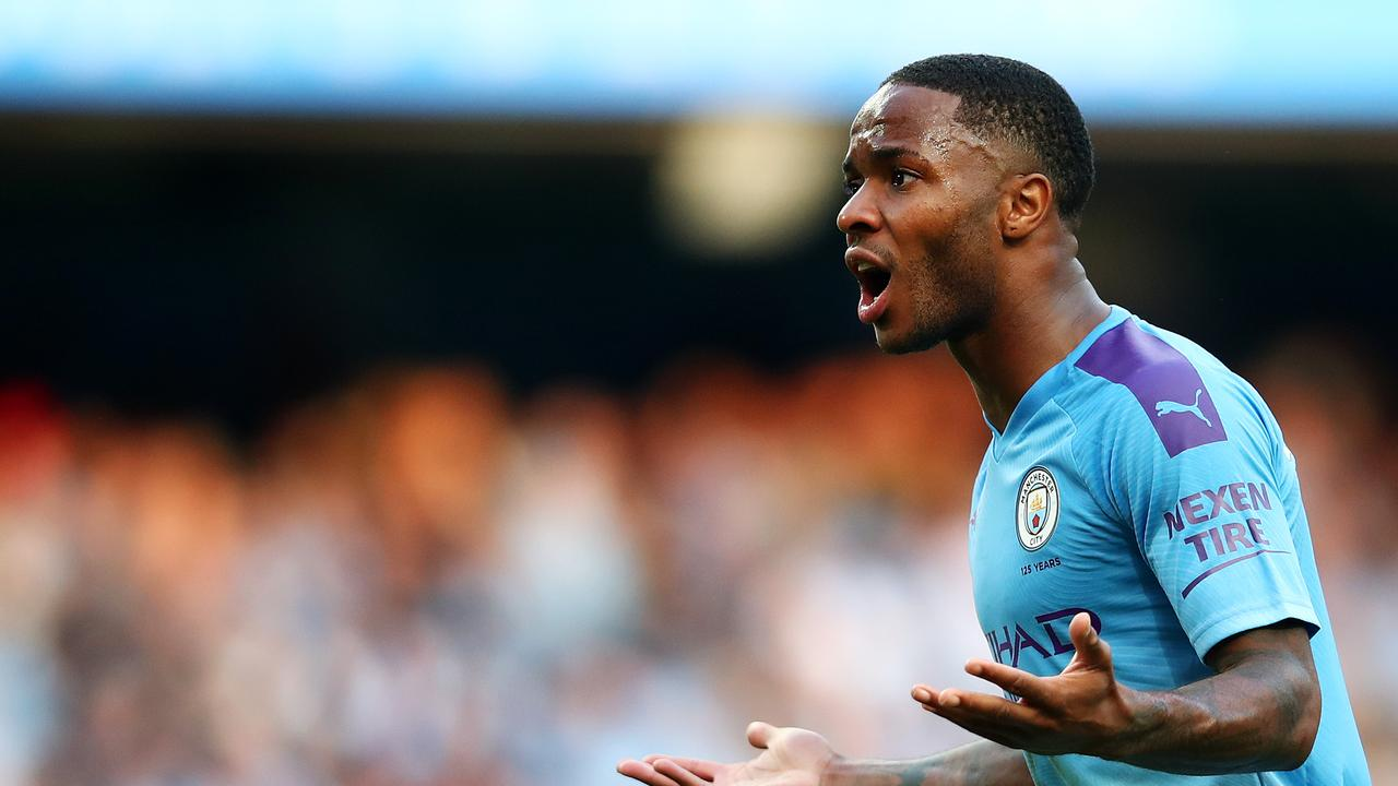 Real Madrid and Barcelona have both shown interest in Sterling