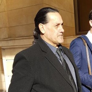 David Goddard has been handed a sentence of three years and six months in jail with a non-parole period of two years and nine months. Picture: Tom Angley/Nine Network
