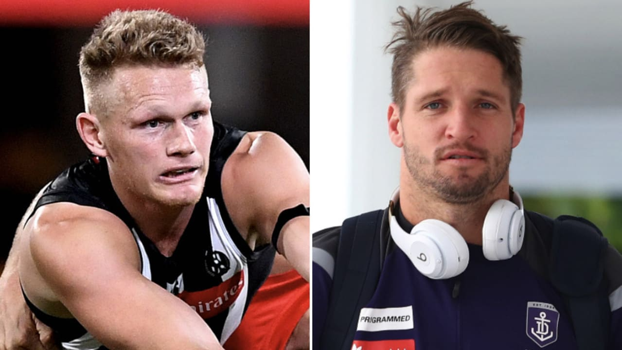Get all the latest player movement news in AFL Trade Whispers.