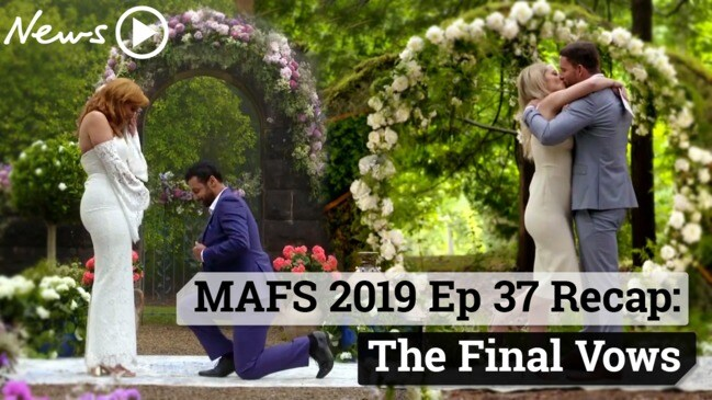 MAFS 2019 Episode 37 Recap: The Final Vows