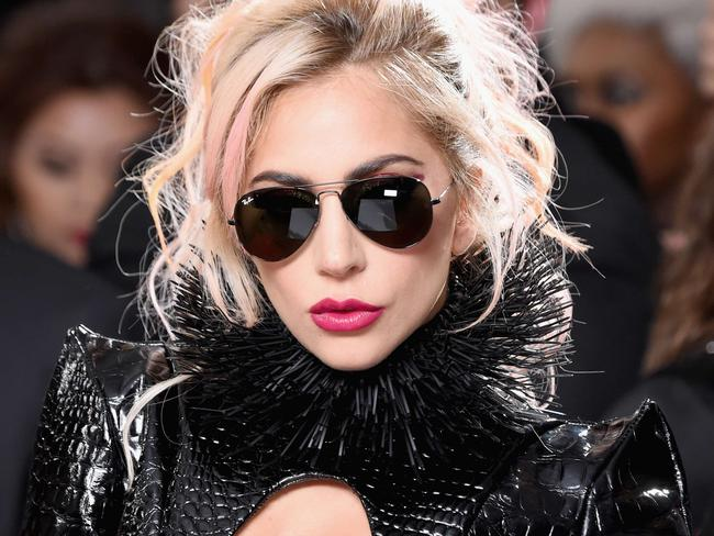 """Lady Gaga is considered """"vulgar"""" by religious groups in Indonesia. Picture: Frazer Harrison/Getty Images/AFP"""