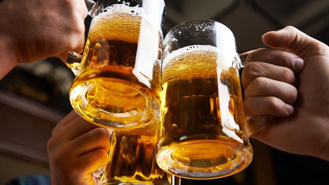 Beer is big, the analysis shows. Picture: iStock