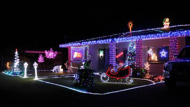 The best Christmas lights of Cairns - The Best Christmas Lights Of Cairns Cairns Post