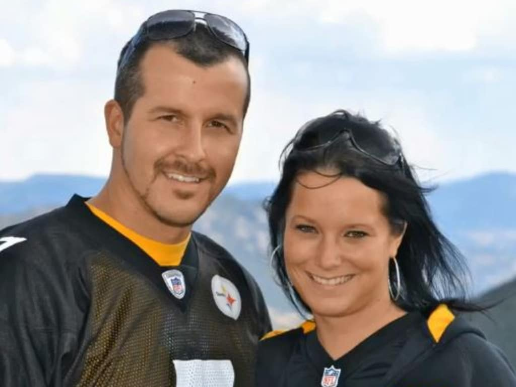 Watts has claimed his dead wife Shanann spoke to him in a phone conversation during his time in jail. Picture: Supplied