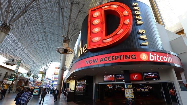 "It can be used to buy a night at the ""D"" in Las Vegas."