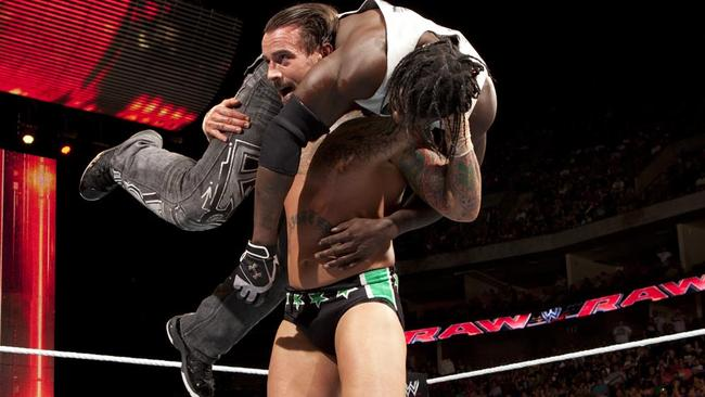 Could we really see CM Punk back in the squared circle?