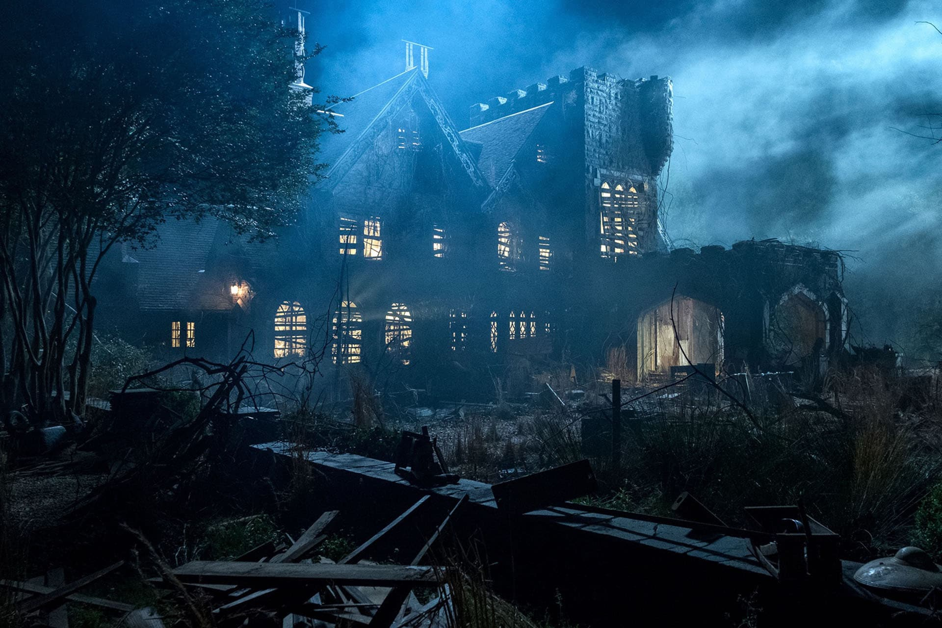 The Haunting Of Hill House Trailer Is Here To Give You Nightmares Gq