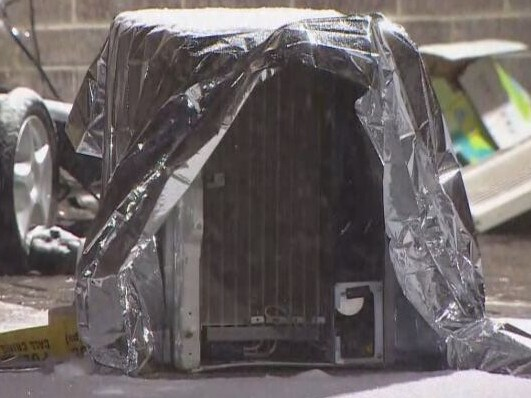 A toddler has been killed by an airconditioning unit. Picture: CBC