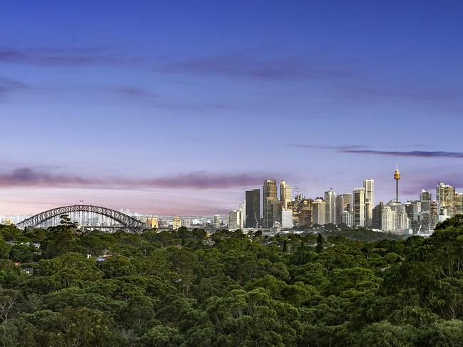 You don't find many properties in Lane Cove with this kind of view.