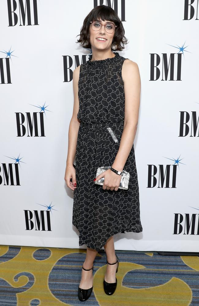 Teddy Geiger confirmed she was transitioning last October. Picture: Rich Polk/Getty Images for BMI