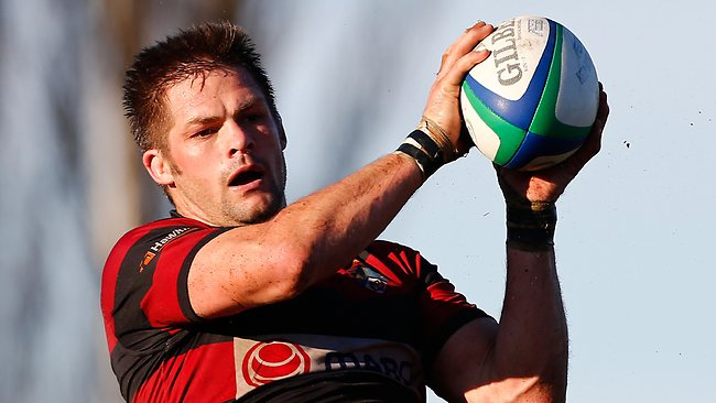 McCaw's inclusion would be a significant boost for the Crusaders.