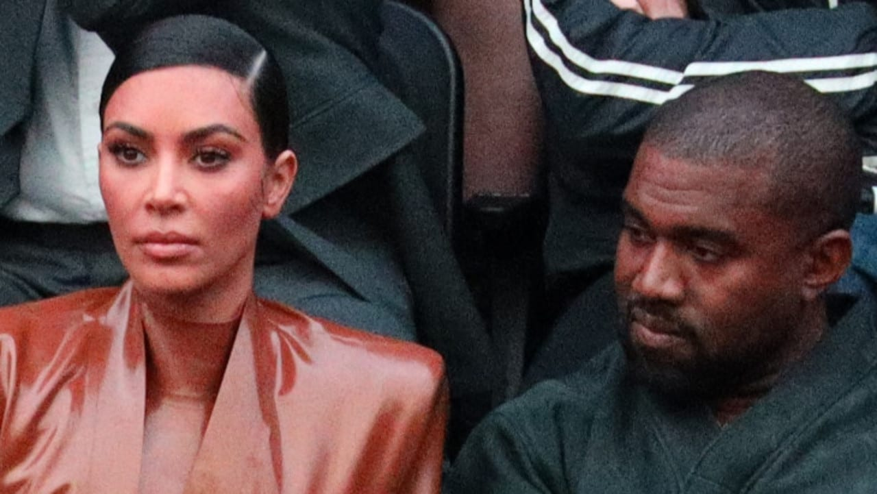Kim and Kanye West reportedly 'living separate lives' within marriage – NEWS.com.au