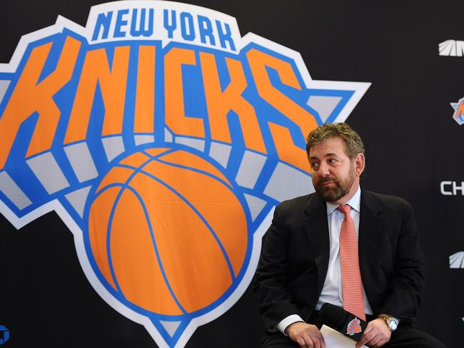 James Dolan. (Photo by Maddie Meyer/Getty Images)