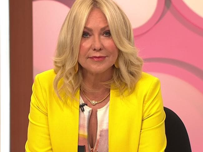 There's more to the statistics Kennerley is trying to bring attention to. Picture: Channel 10