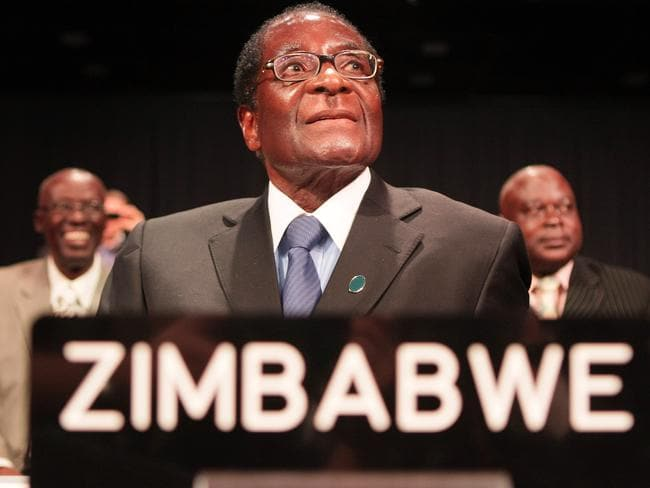 President Robert Mugabe resigned after a deal that granted him immunity from prosecution. Picture: Getty