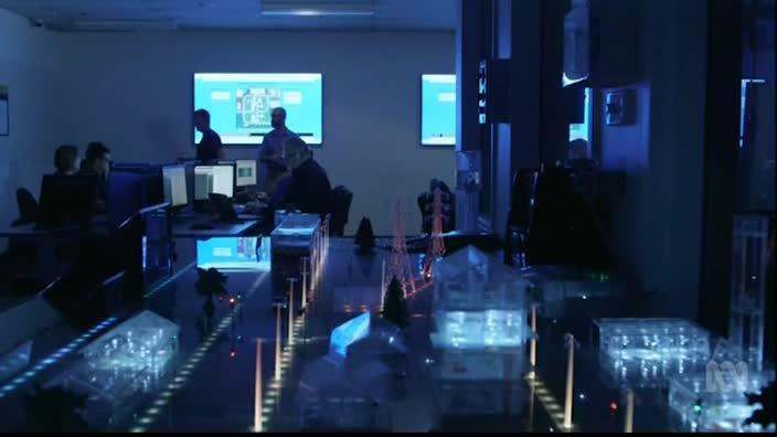 Four Corners: Cyber Training
