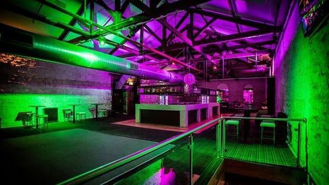 Bluestone is Ballarat's leading nightclub, selling agent Andrew Lewis says.