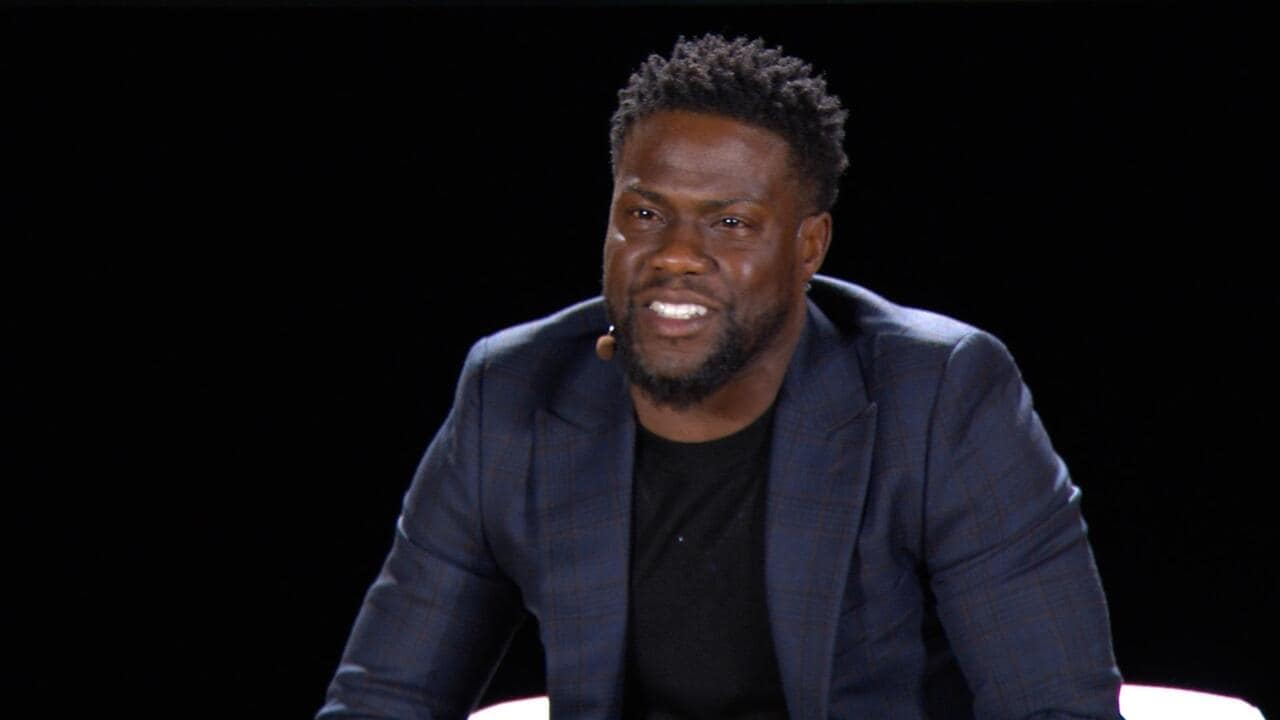 Kevin Hart on Being Trolled by The Rock on Social Media