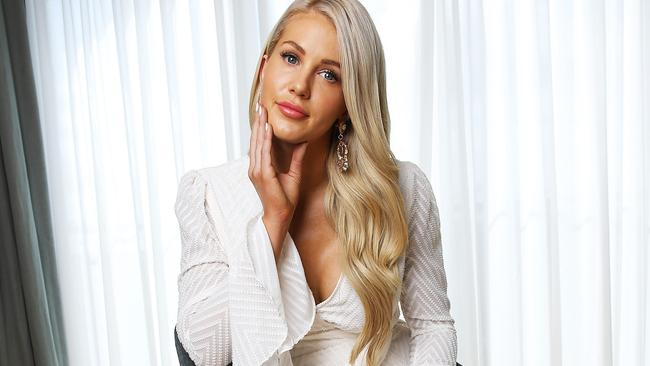 Ali Oetjen is this year's Bachelorette. Picture: Rohan Kelly