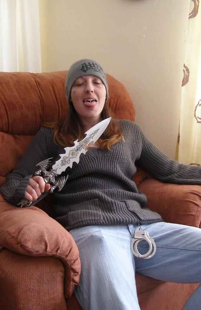 Serial killer Joanna Dennehy killed three men in just ten days and almost stabbed to death two others. Picture: Facebook