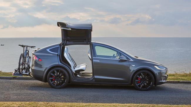 Tesla's head-turning 'Falcon-wing' doors have proved problematic.