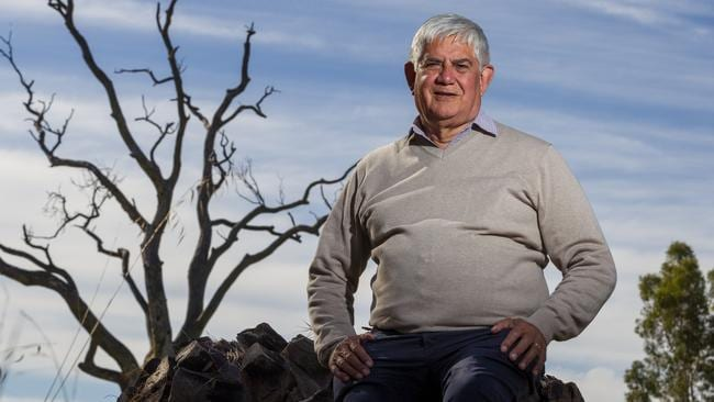Ken Wyatt, is tipped to take on indigenous affairs, becoming the first indigenous Australian to hold the role. Picture: Marie Nirme.