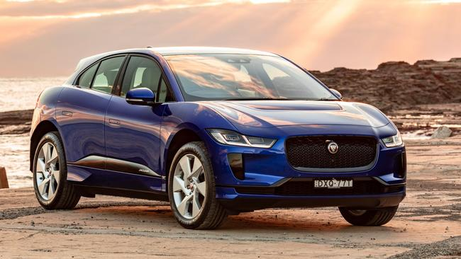 A regular I-Pace is priced from $124,000 in Australia.