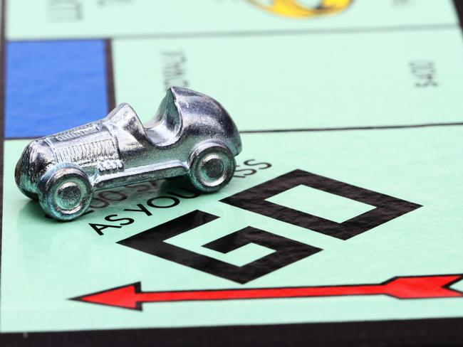 Cheating bankers have been put on notice in this new Monopoly edition.