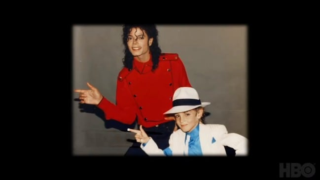 Leaving Neverland trailer