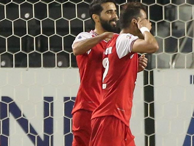 Issa Alekasir Six Month Ban Persepolis Star Suspended By Afc