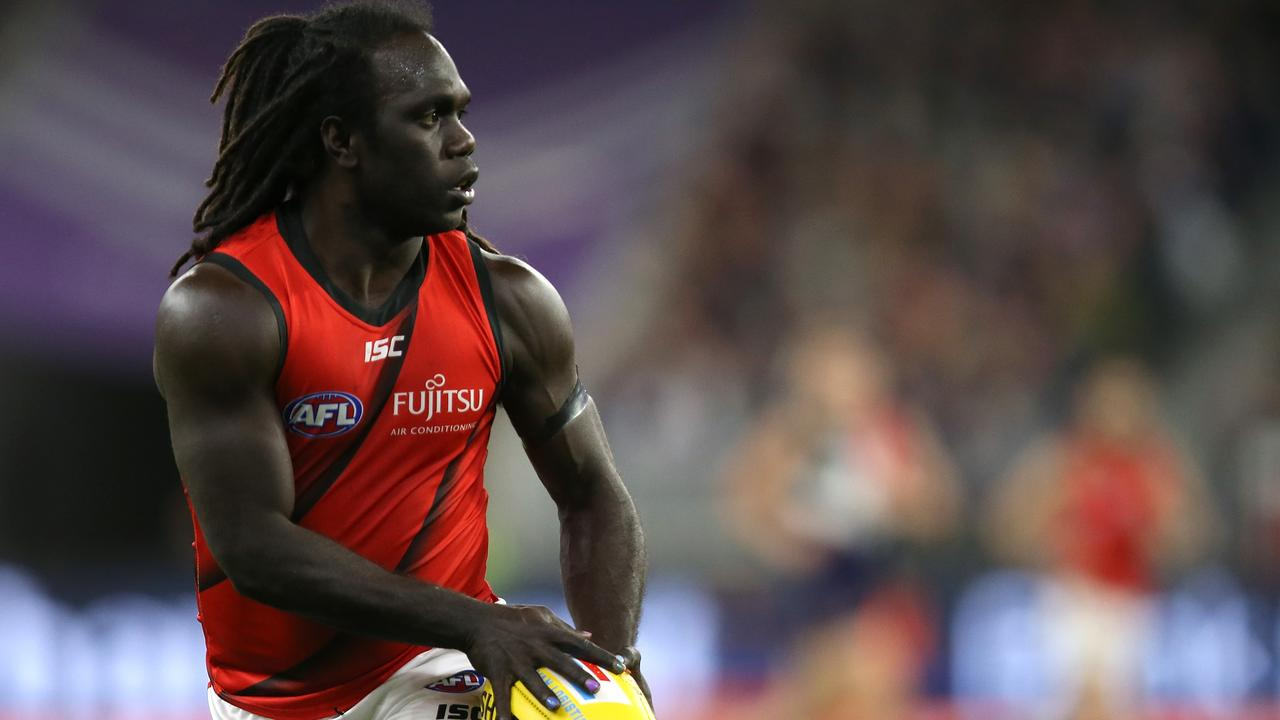 Anthony McDonald-Tipungwuti in action in Perth this season.