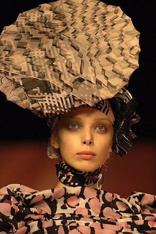 Christian Lacroix Ready-to-Wear Spring/Summer 2008