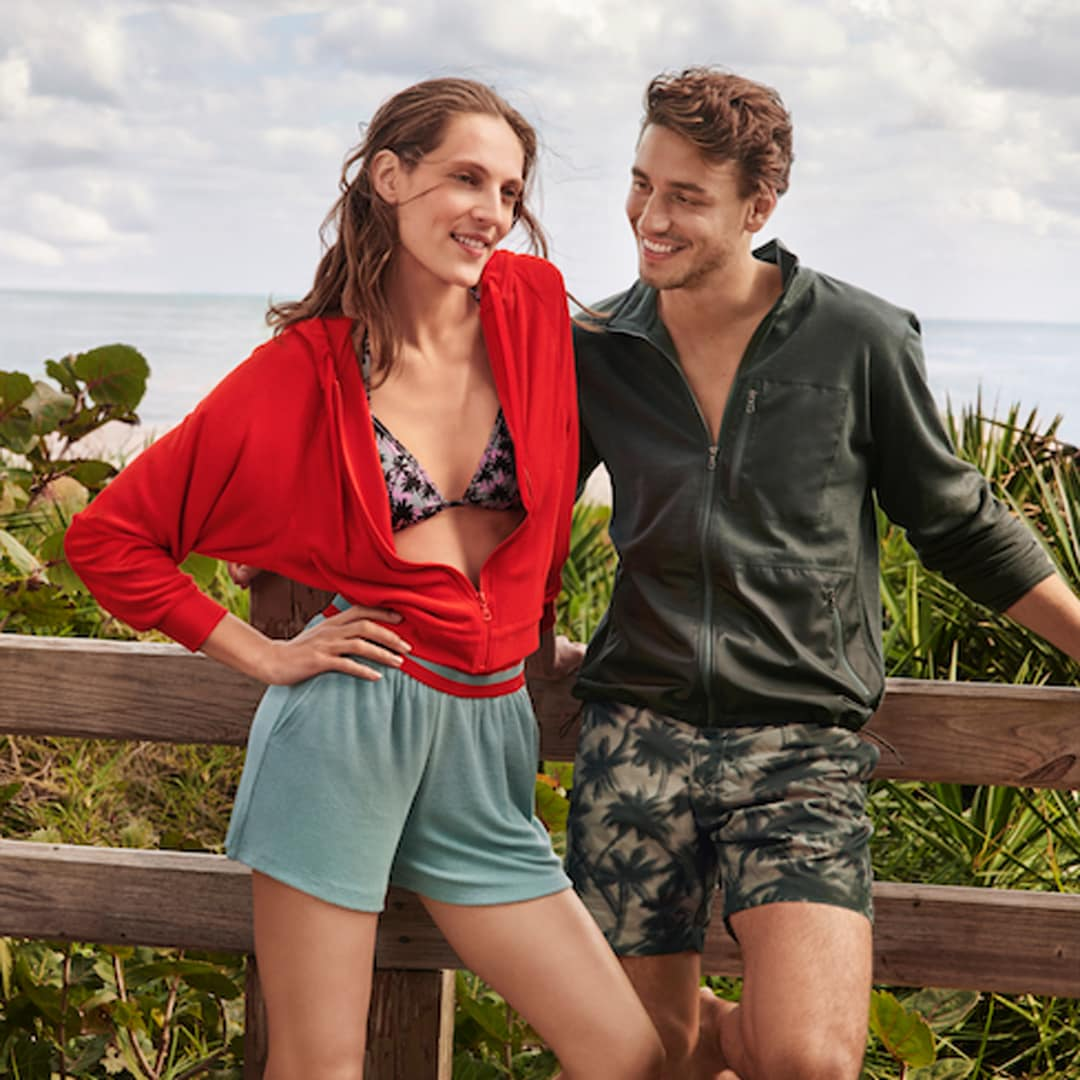 In fashion news: Uniqlo collaborates with Tomas Maier on a resort collection
