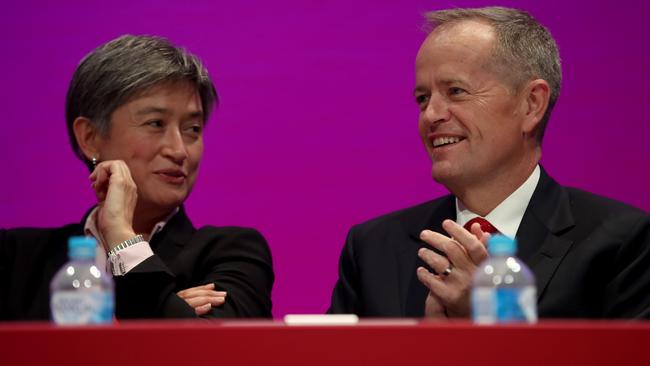 Penny Wong is a powerful figure inside Labor and a key supporter of Bill Shorten.