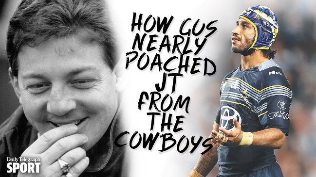 Johnathan Thurston on how he was a 'done deal' to go to the Penrith Panthers