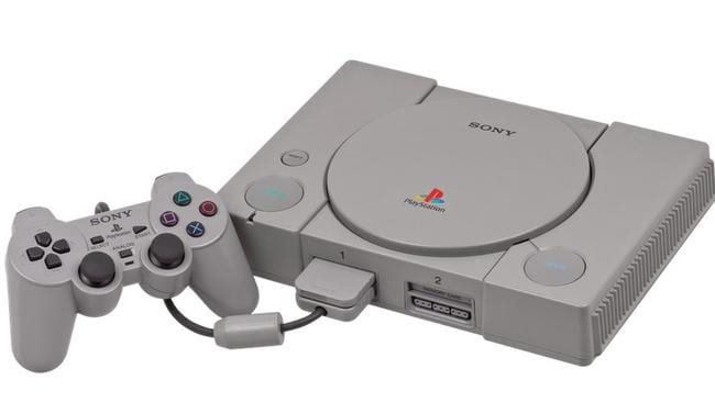 The Original PlayStation arrived in 1994 and gaming changed forever.