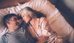 Weekly sex sessions can have a positive impact on menopause. Image: iStock