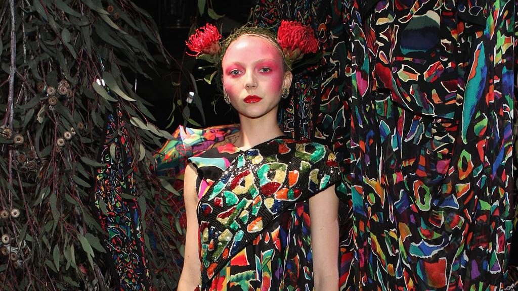 Fashion Designer Jenny Kee Heads To Adelaide For Sa Museum S Iconic Opals Exhibition Adelaide Now