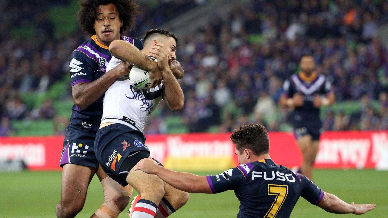 Felise Kaufusi and Brodie Croft have been down on form so far in 2019.