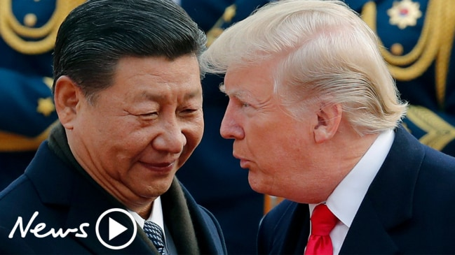 US-China trade war: Trump unleashes on Twitter